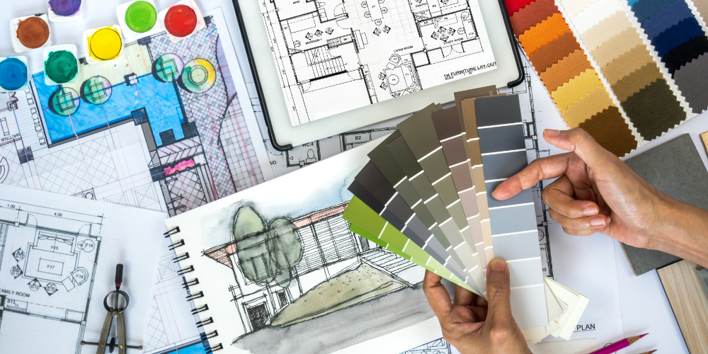 Interior design tips for beginners